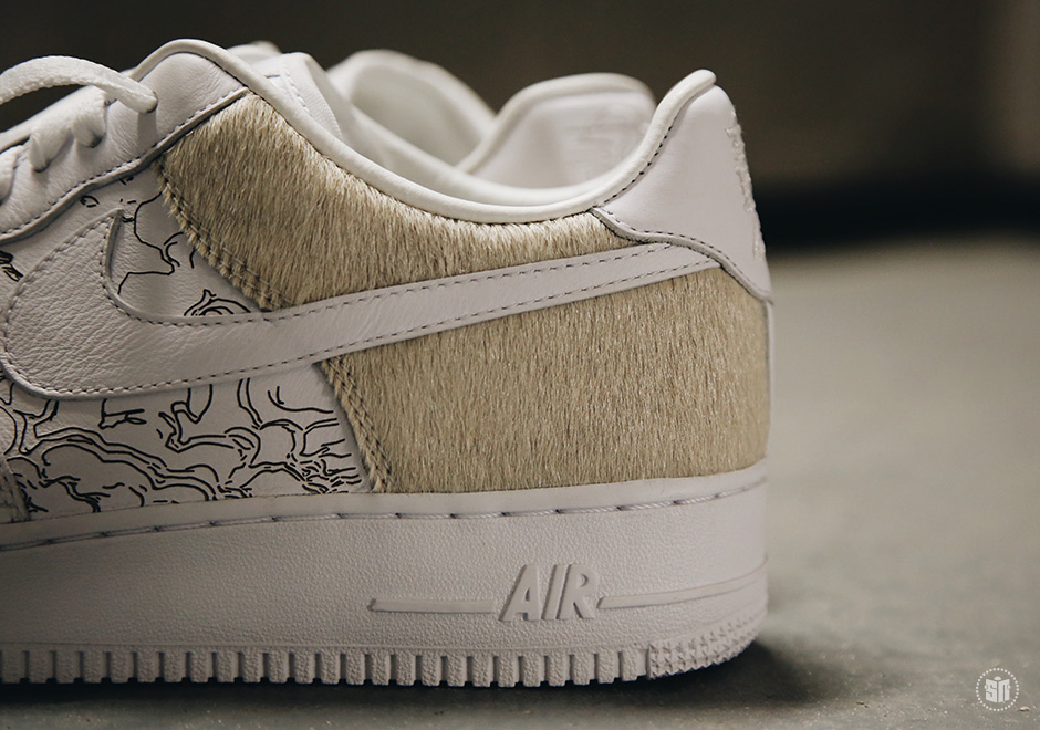 376e0d709 Nike Air Force 1 Low PRM YOTD '18. Color: White/White-White Style Code:  A09281-100. Advertisement. show comments