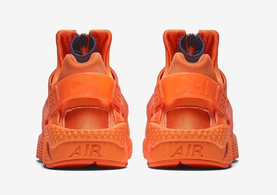 199aecfe28388 nike-air-huarache-chicago-orange-blaze-AJ5578-800-4 - SneakerNews.com