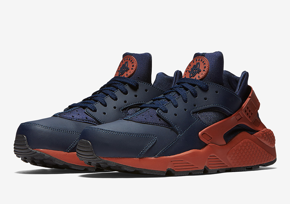 fd26d01de8250 ... discount code for nikes newest huarache offering features a very  distinct color palette that would be