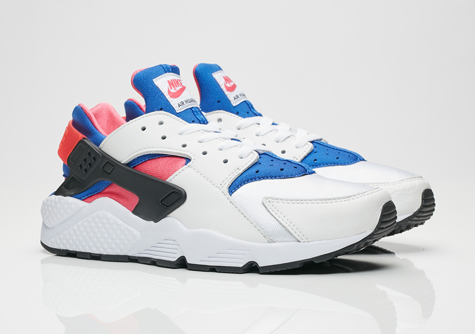 brand new 60509 b0d16 Nike Brings Back The Air Huarache In Another Original 1991 Colorway