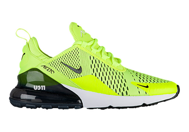 air max 270 volt black dark grey