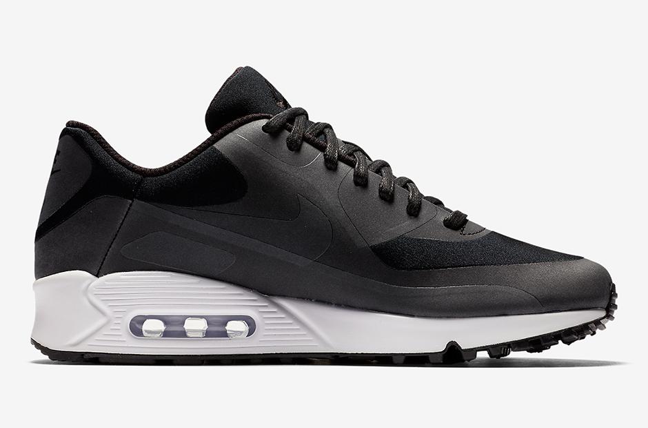 23dc410a1a Nike Air Max 90 Big Logo Black AJ7182-003 Release Details + Photos ...