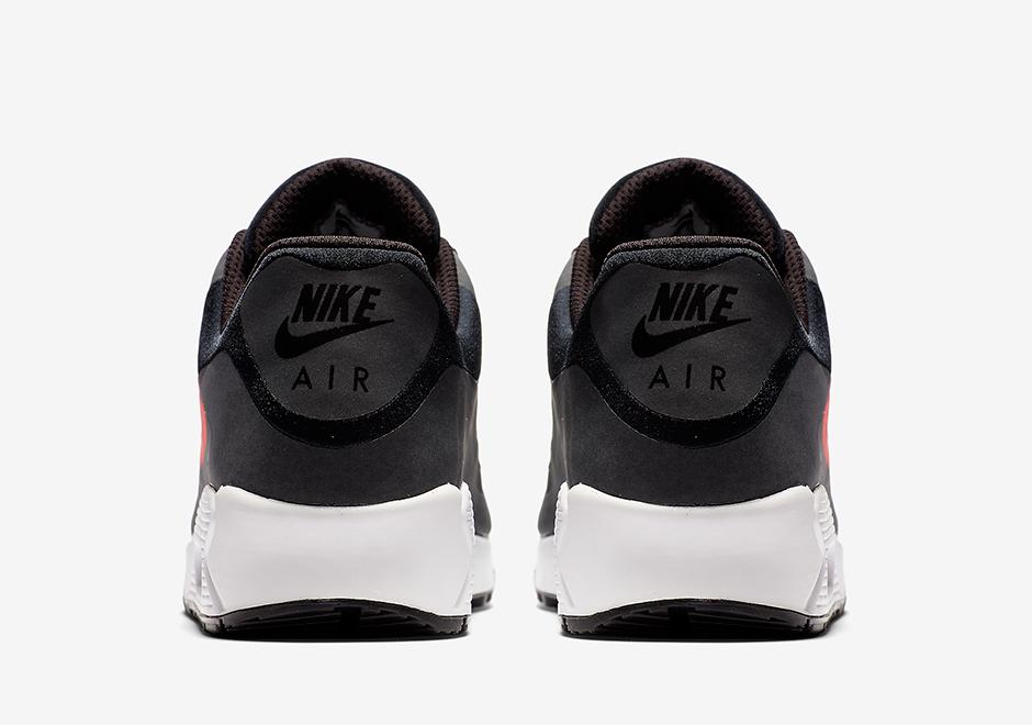 a3a2166804d Nike Air Max 90 NS GPX  150. Color  Black Laser Blue Style Code  AJ7182-002