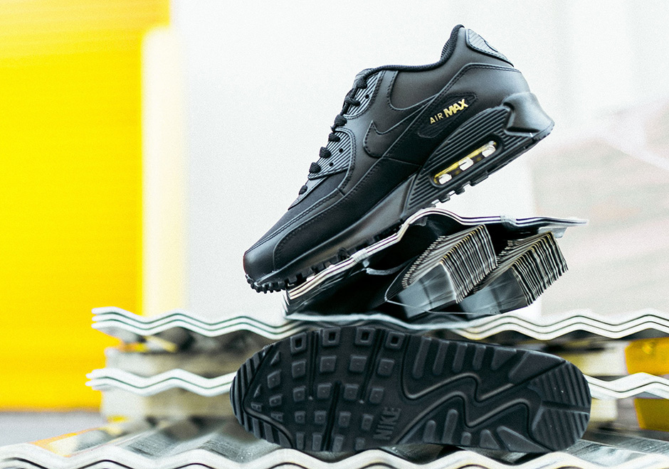 nike air max 90 leather black friday