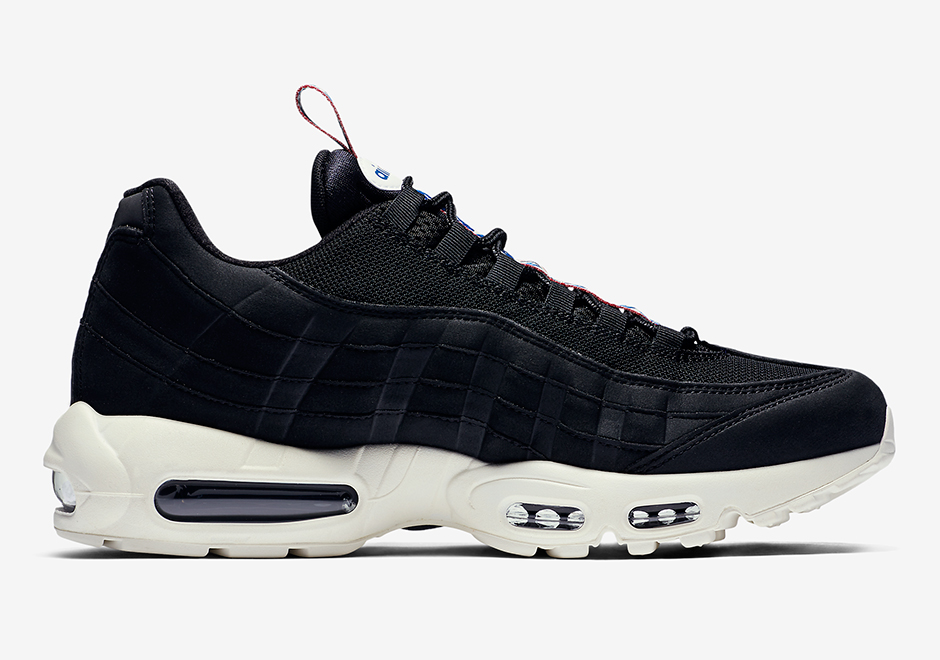 Three New Nike Air Max 95 Colorways with Unique Pull-tabs Release ... 4f12b1986
