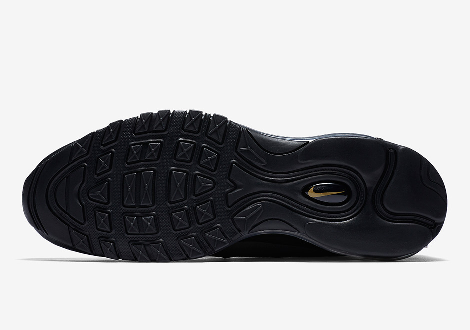 official photos 4b83d 128c8 Nike Air Max 97 Black Gold AA3985-001 Release Date ...