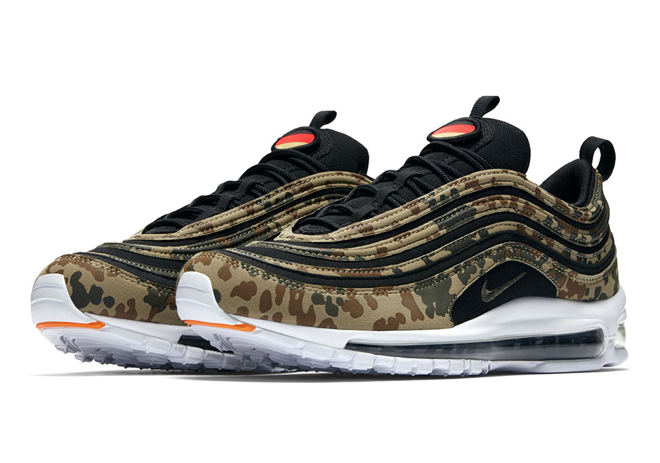 2e8a4ee64 Nike Air Max 97 Country Camo Pack Release Info | SneakerNews.com