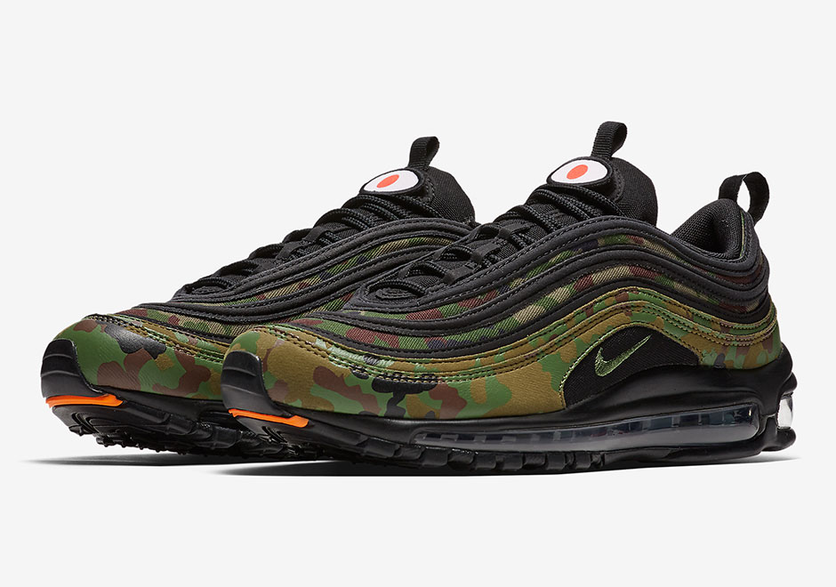 Nike Air Max 97 Country Camo Japan AJ2614 203 Sneaker Bar