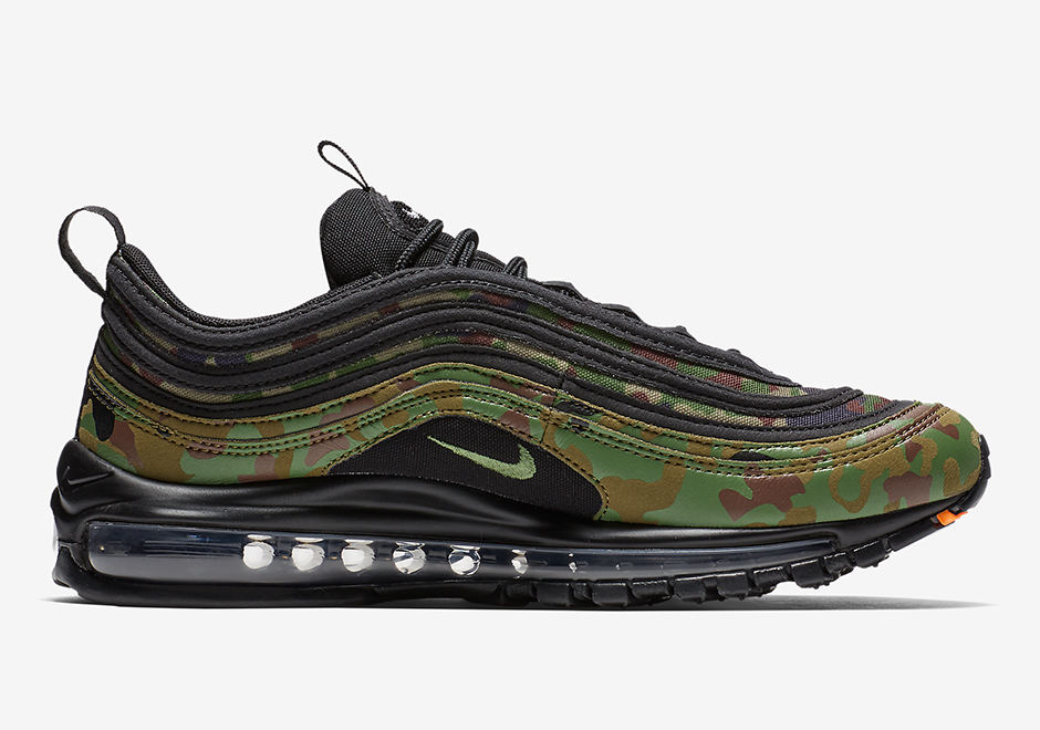 Nike Air Max 97 Country Camo Japan Release Date + Photos