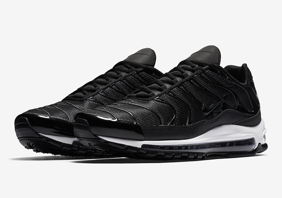 9dfda36ef NikeLab Air Max Plus 97. Release Date: November 21, 2017 $160. Color: Black /White
