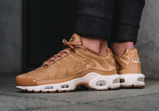air max plus on feet women