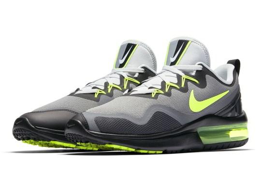"""Nike's New Air Max Fury Sneaker Releasing In """"Heritage"""" Air Max 95 Colors"""