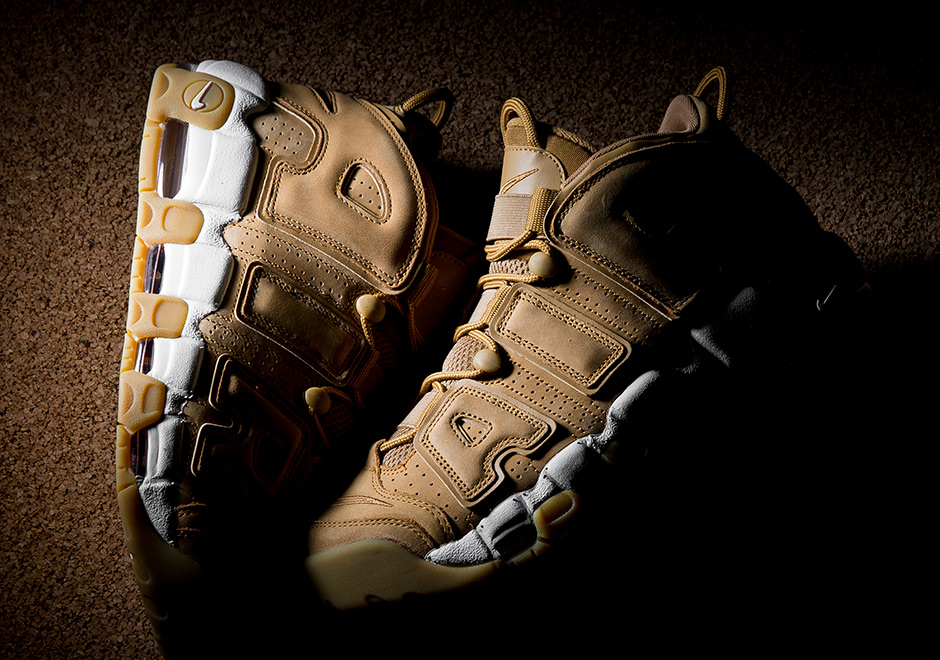 """The Nike Air More Uptempo """"Flax"""" Is Releasing Thursday"""