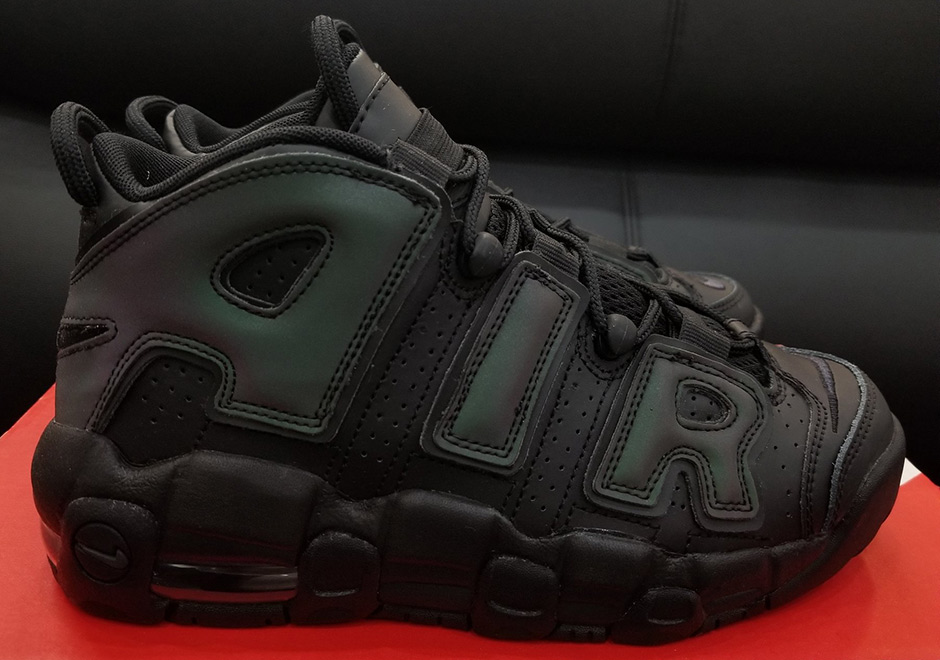 "Update  The Nike Air More Uptempo GS ""Reflective"" releases on November  24th 2b7dea583"