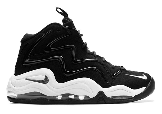 d683a42e7e08 Another classic Nike hoops silhouette is set to make a comeback in 2018 –  the Nike Air Pippen 1. Though this wildly designed shoe has seen some  limelight ...