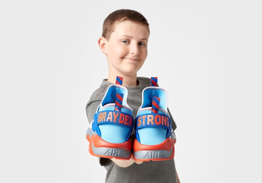 Half Of Nike Doernbecher Collection Releasing This Saturday On Nike SNKRS