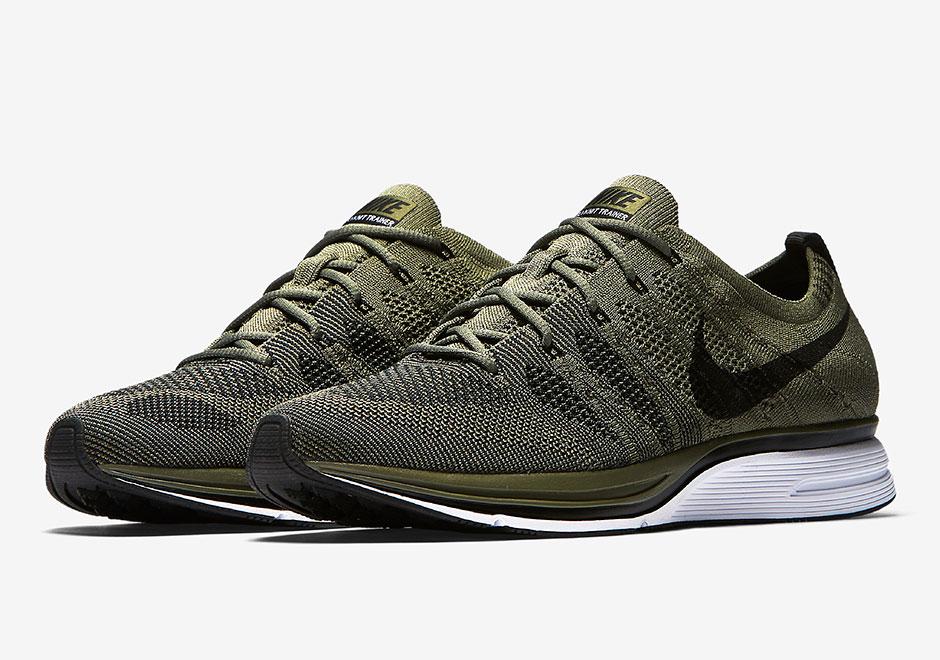 "f469c23245d56 Nike Flyknit Trainer ""Light Olive"" Releasing In December"
