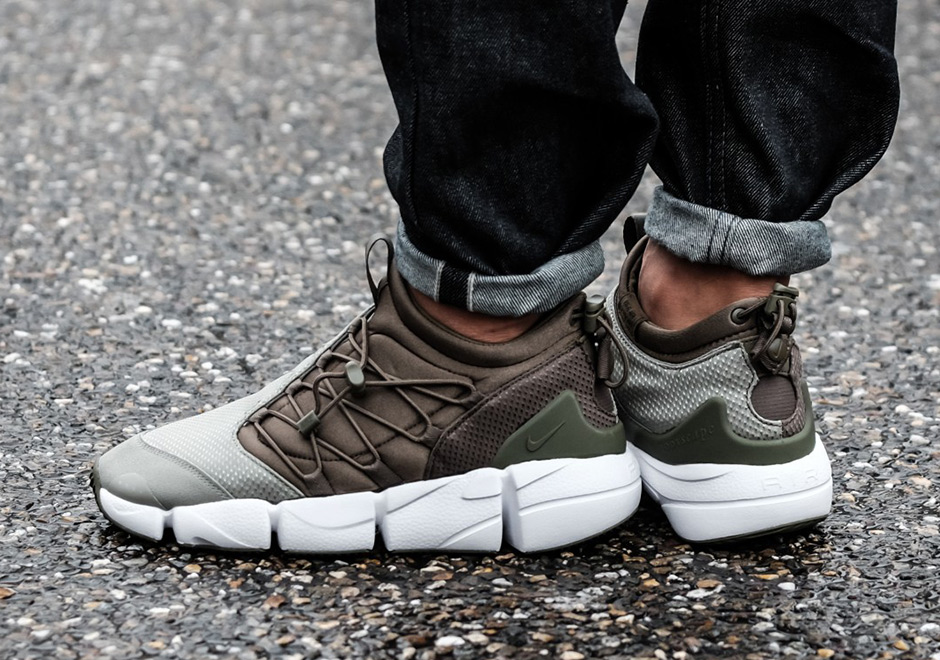 Nike Air Footscape Mid Utility Transformed for Outdoors ...