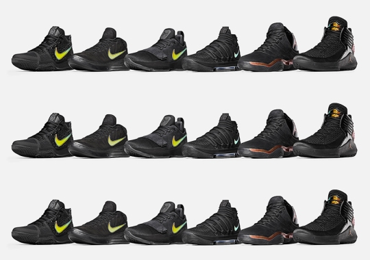 Nike Reveals Phil Knight-Inspired Colorways For The First Inaugural PK80 Tournament In Oregon