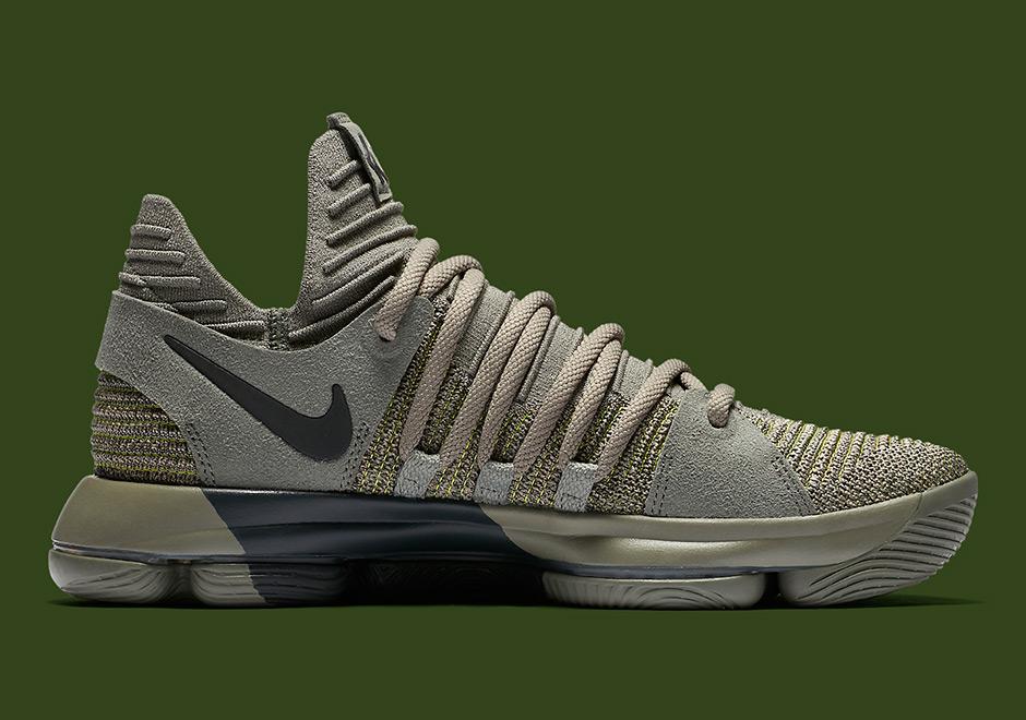"""027b623bcd79 Nike KD 10 """"Veteran s Day"""" Release Date  November 11"""