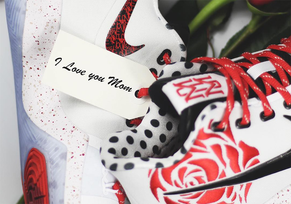 e0d83cc5a211 on wholesale sneaker room x nike kyrie 3 mom red rose mens ...