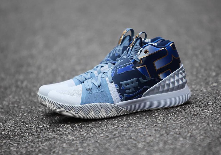 """8b128f586d48 Nike Kyrie S1HYBRID """"Duke"""" Release Date  December 9th"""