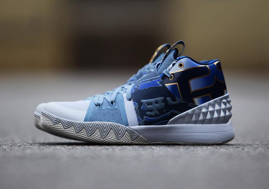 "254ffe619f38 Update  The Nike Kyrie S1HYBRID ""Duke"" is expected to release on December  9th"