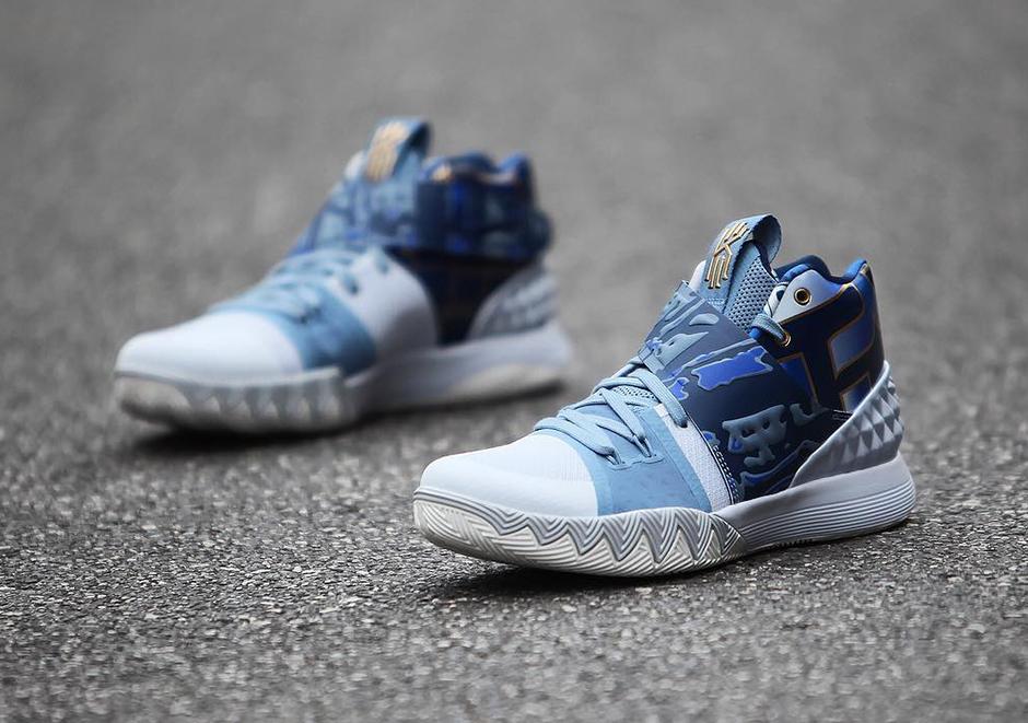 """Nike Kyrie S1HYBRID """"Duke"""" Release Date December 9th, 2017"""