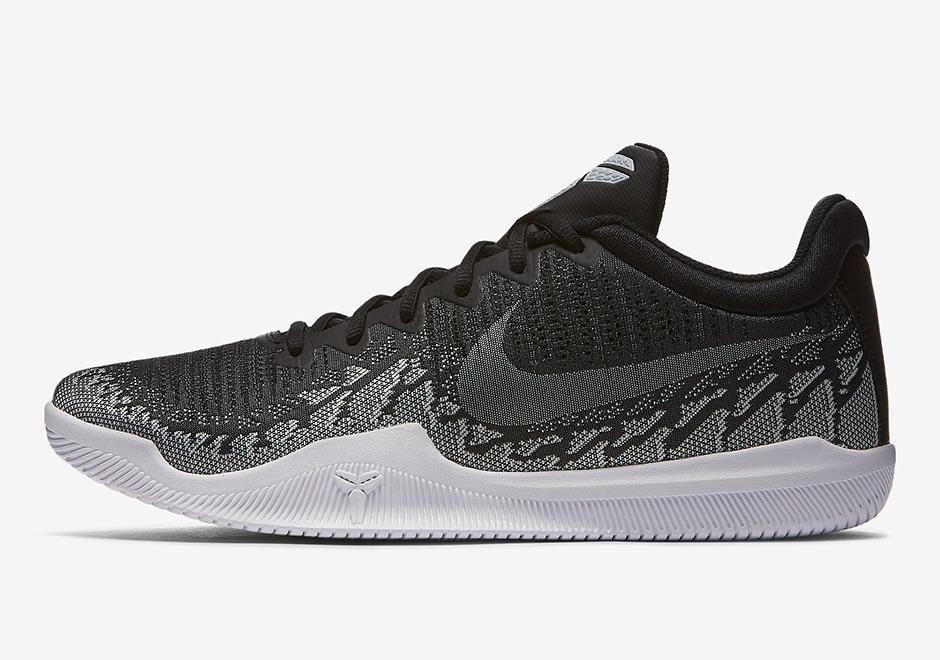 31cd49d14da0 Kobe Bryant s New Nike Basketball Shoe Is Called The Mamba Rage