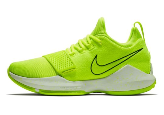 "Nike PG 1 ""Volt"" Coming In Mid-December"