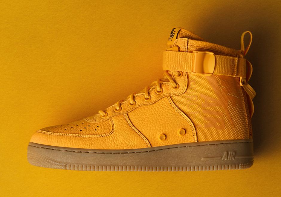 893013ba25819 OBJ Odell Beckham Jr. Nike SF-AF1 Mid Release Date | SneakerNews.com