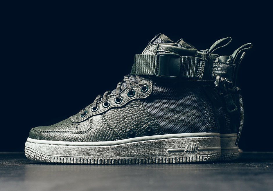 """Nike SF-AF1 Mid """"Outdoor Green"""" Releasing For Women d71d31358b"""
