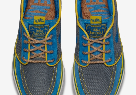 Stefan Janoski's Nike Shoe Returns To The Doernbecher Freestyle
