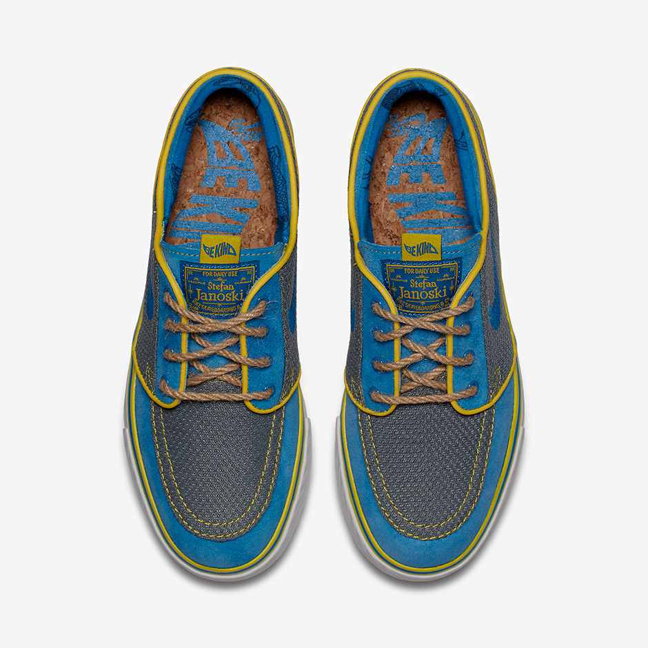 Stefan Janoski's Nike Shoe Returns To The Doernbecher Freestyle