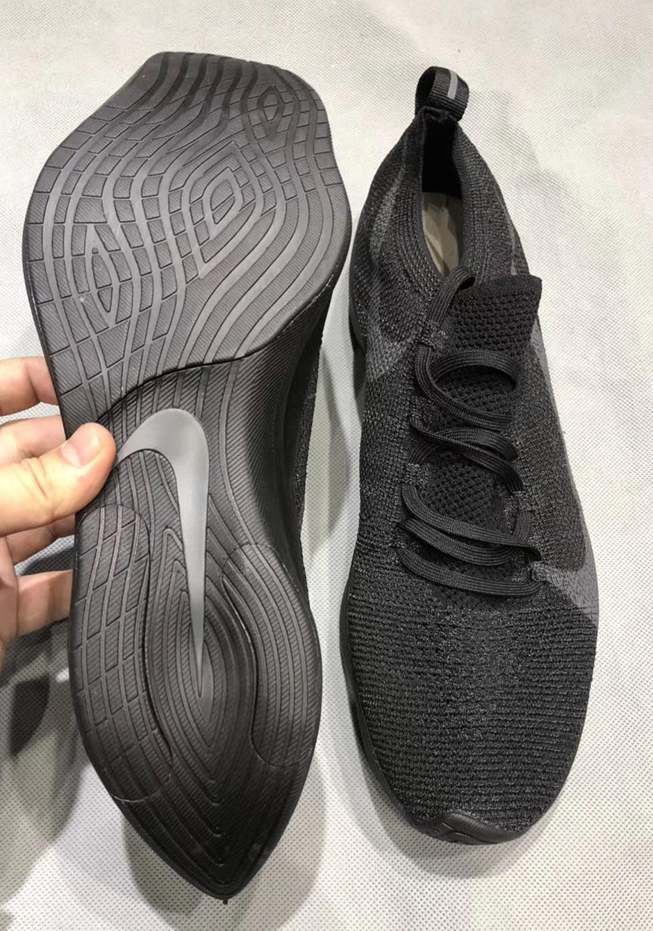 nike-vapor-street-flyknit-black-spring-2018-2 - SneakerNews.