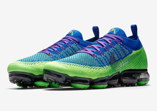 Nike Includes The Vapormax In Doernbecher Freestyle 2017 Collection
