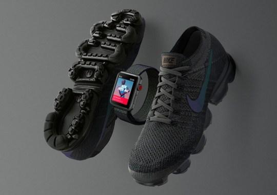 "Nike Vapormax ""Midnight Fog"" Releases On Black Friday"