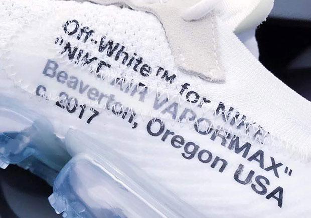 Nike Vapormax Off White 2018 Ti05onGu