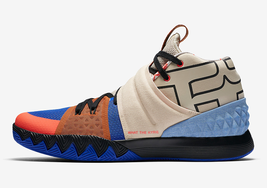 "Nike ""What The"" Kyrie S1HYBRID"