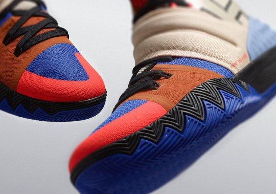 "The Nike ""What The"" Kyrie S1HYBRID Has A Release Date"
