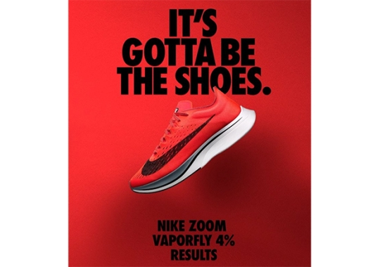 New Study Shows That The Nike Zoom VaporFly 4% Makes You A Better Marathon Runner