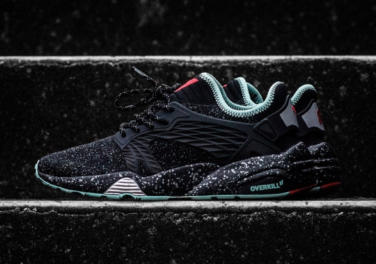 "The Overkill x Puma Blaze Cage ""Pfeffiboys"" Releases This Saturday"