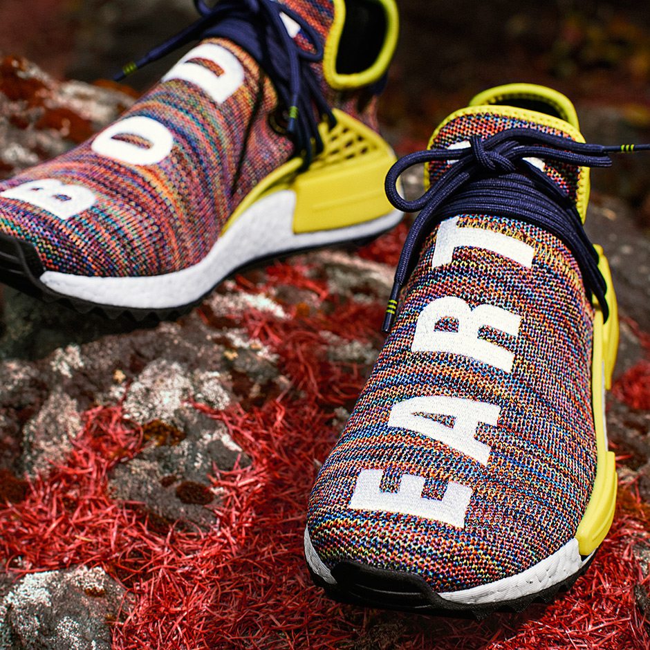 d992231900f31 Pharrell adidas NMD Human Race Trail Release Info