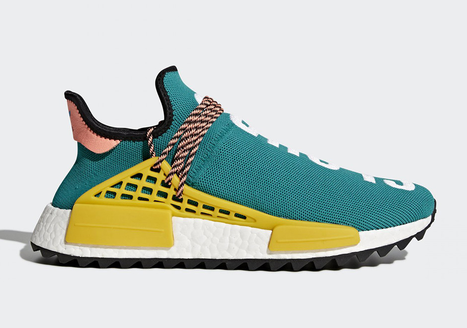 Adidas Pharrell Nmd Rastro Raza Humana 61oiaF