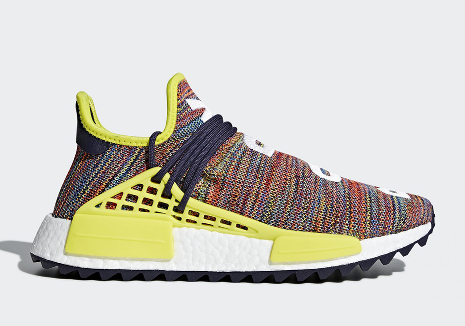 Adidas x Pharrell NMD Human Race Red with original boost preorder