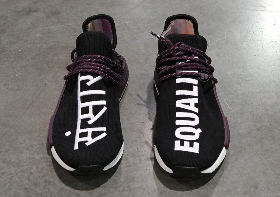 A First Look at Pharrell X Adidas