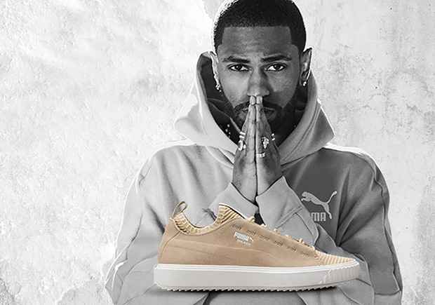 94401f9e5ac7ff Big Sean Ushers in New PUMA Breaker Silhouette - SneakerNews.com