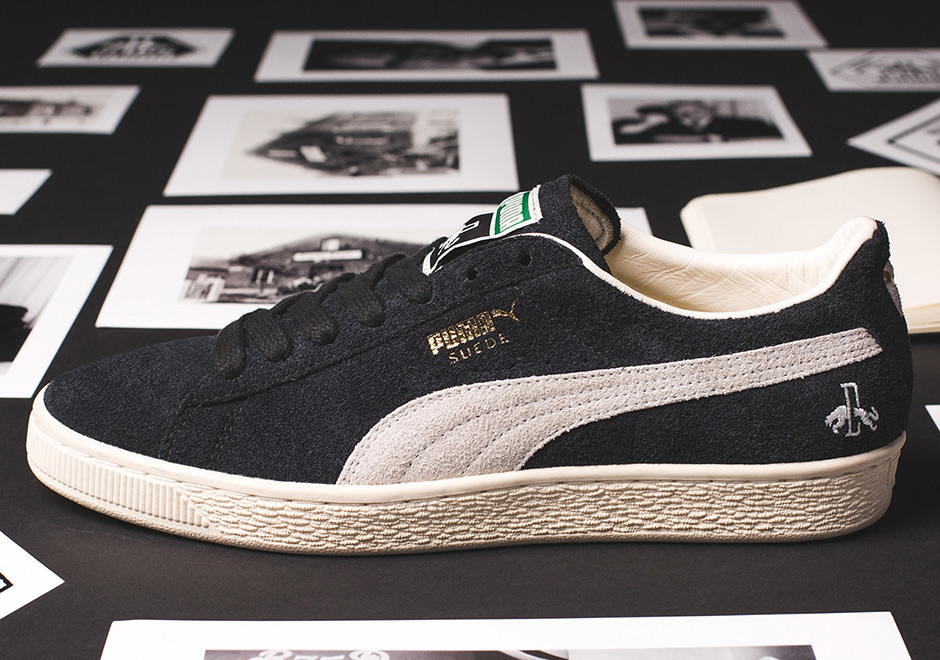 b57746745eb It is nearly impossible to tell the story of Puma s history without  spending time on the iconic Puma Suede