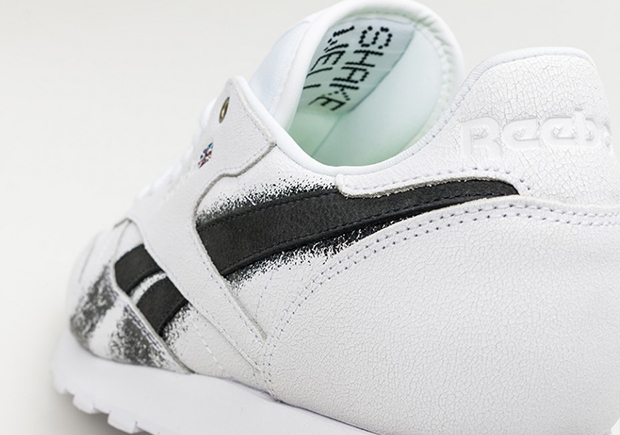 Reebok Collaborates With Montana Cans Art Supplies For Graffiti-Themed Classic Leathers