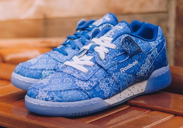 Limited EDT and Reebok Team Up On A New Workout Lo Plus